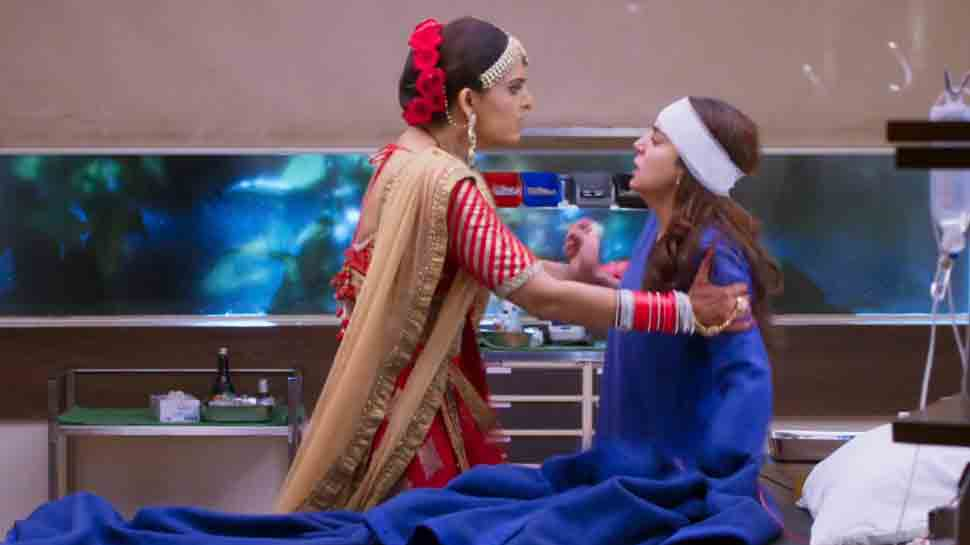 Kundali Bhagya, June 11, 2019 recap: Sherlyn tries to strangle Preeta at ICU room, gets caught