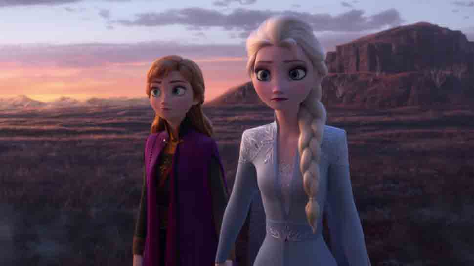 'Frozen 2' Official trailer teases Anna and Elsa's dramatic journey into the unknown
