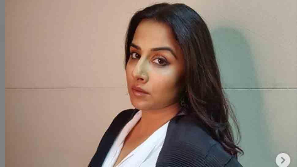 Vidya Balan is having 'pure joy' on her Bali trip
