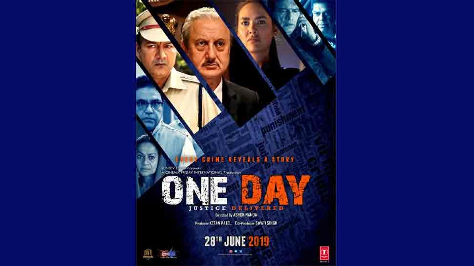 Anupam Khan, Esha Gupta-starrer 'One day' to release on Jun 28