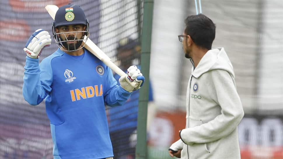 ICC World Cup 2019: Unbeaten India, New Zealand face threat of inclement weather