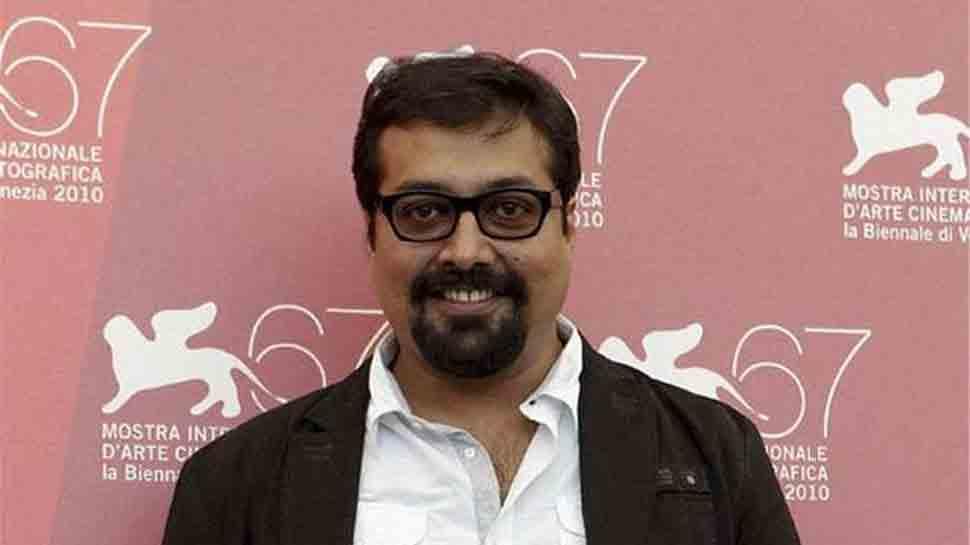 Anurag Kashyap announces new company, new film