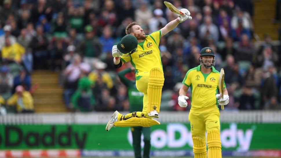 ICC World Cup 2019: Feared not scoring hundred for Australia again, says Warner