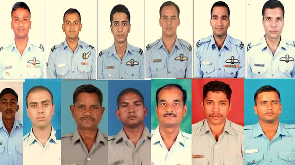 AN 32 crash: Mortal remains of brave air warriors to be taken to Jorhat airbase today