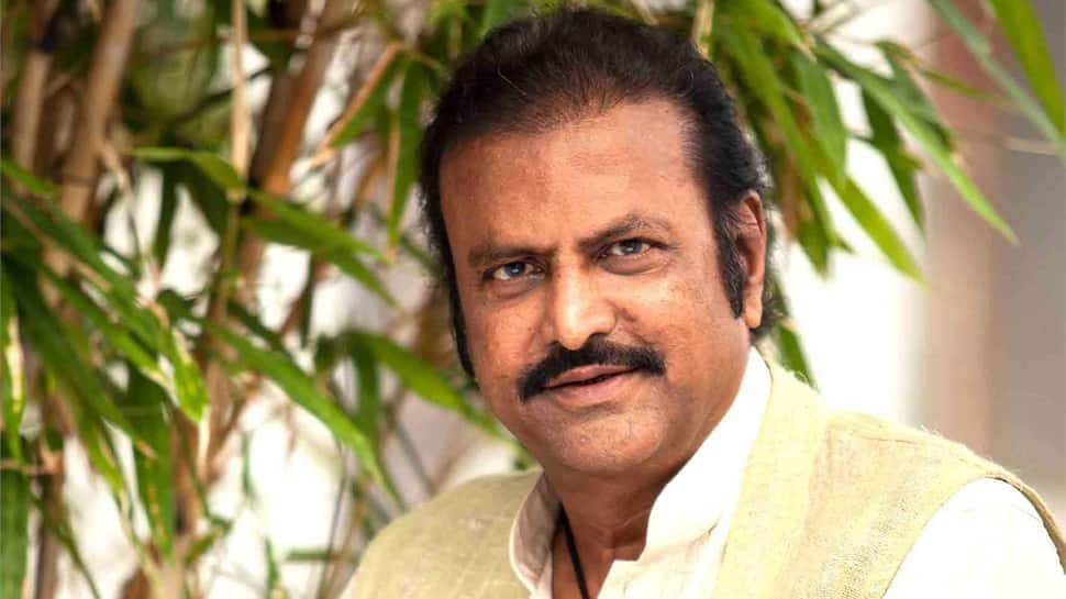 Mohan Babu makes a comeback to Kollywood after 40  years