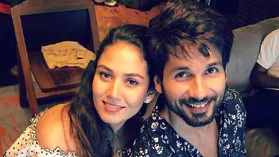 Mira Rajput proves Shahid Kapoor is ageless, shares 16 year challenge picture — Check out