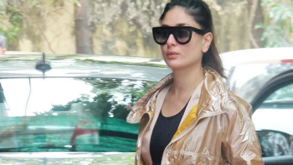 You can't miss Kareena Kapoor's latest workout video from London