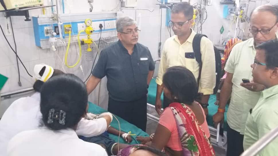 Bihar: Death toll reaches 71 due to Acute Encephalitis Syndrome