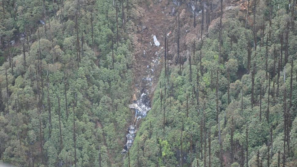 IAF continues efforts to bring back mortal remains of airwarriors killed in AN-32 aircraft crash