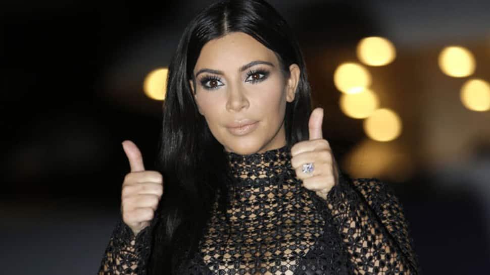 Kim Kardashian attends White House event on hiring former prisoners