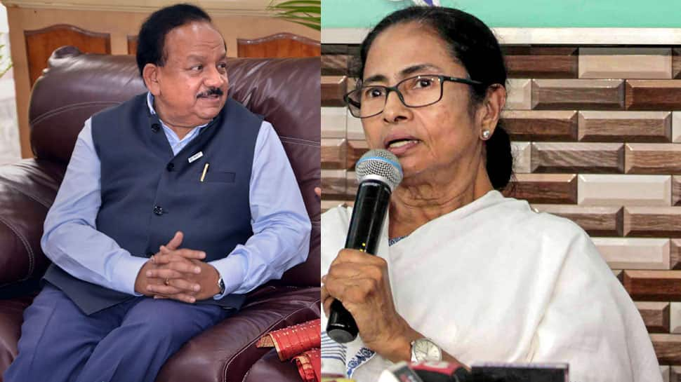 Harsh Vardhan urges West Bengal CM Mamata Banerjee to intervene, ensure 'amicable end' to agitation