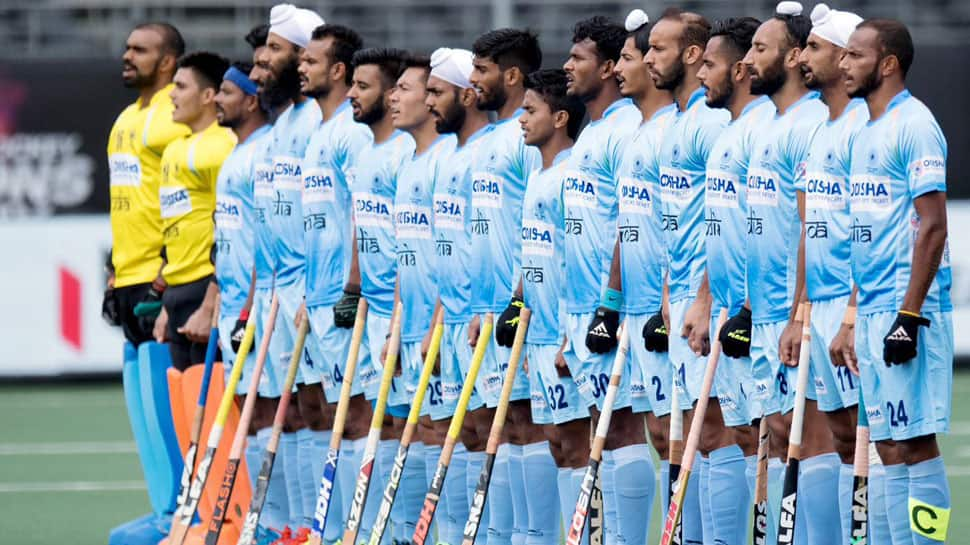 FIH Men's Series Finals: India secure final berth with 7-2 win over Japan