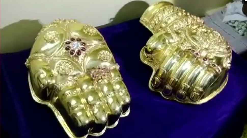 Tamil Nadu: Lord Balaji's devotee to donate golden hands worth over Rs 2 crore