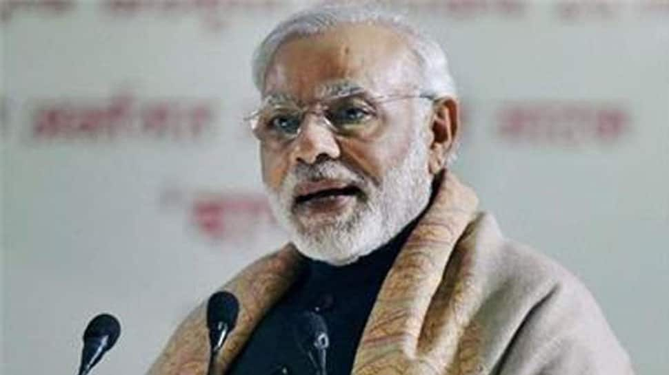 PM Narendra Modi writes personal letter to village pradhans on saving rainwater