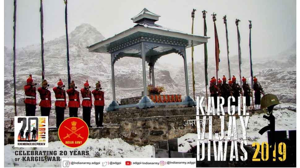 Nation to celebrate 20th anniversary of 'Kargil Vijay Diwas' this year