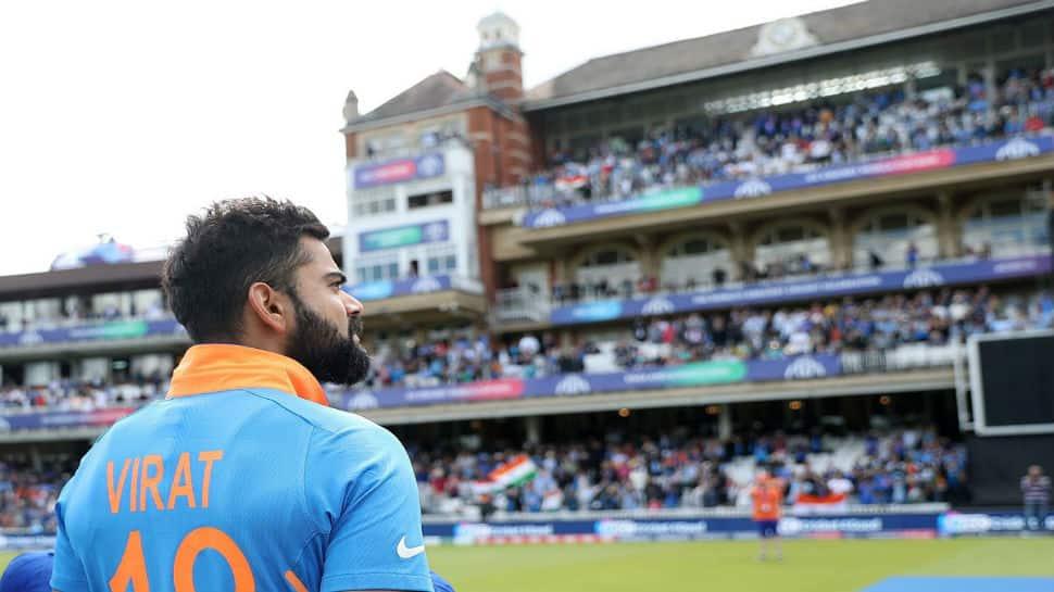 World Cup 2019: Virat Kohli on brink of snapping Sachin Tendulkar's world record