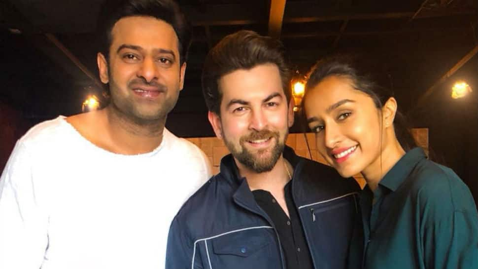 Neil Nitin Mukesh wraps 'Saaho', calls it a 'beautiful journey'