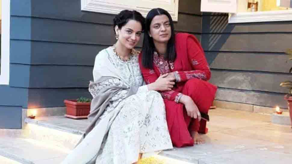 Rangoli hints Ranbir Kapoor, Alia Bhatt leaked Kangana Ranaut's viral video