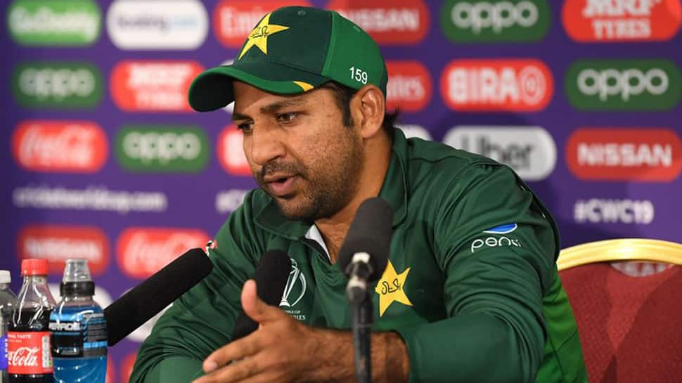 ICC World Cup 2019:  Middle-order collapse frustrates captain Sarfaraz after India defeat
