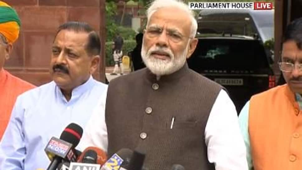Forget 'paksh', 'vipaksh', 'nishpaksh' spirit important: Modi seeks opposition cooperation