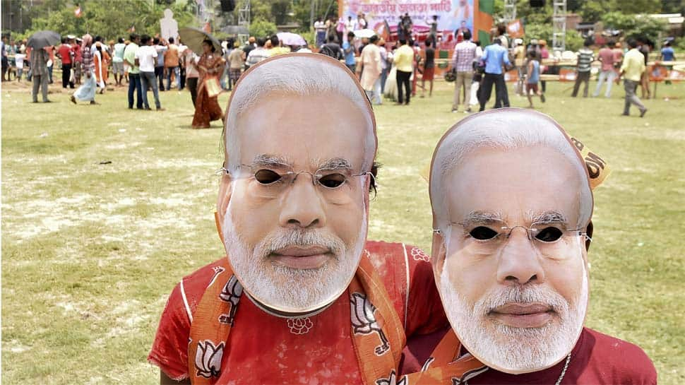 Fans wearing Modi masks not allowed during India vs Pakistan clash: Report