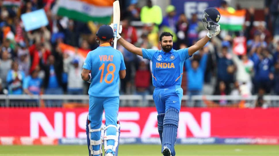 Another strike on Pakistan: Amit Shah congratulates Team India on World Cup win