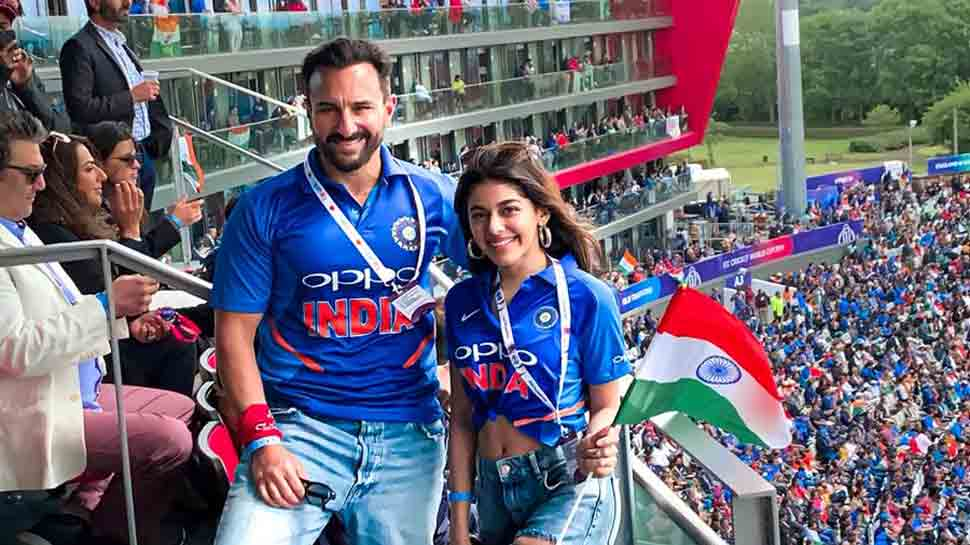Saif Ali Khan, Alaia F start shooting for rom-com Jawaani Jaaneman