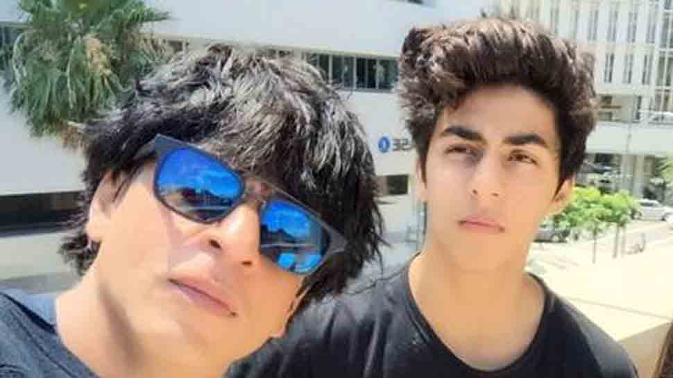 Shah Rukh Khan, son Aryan team up for another animated film 'The Lion King'