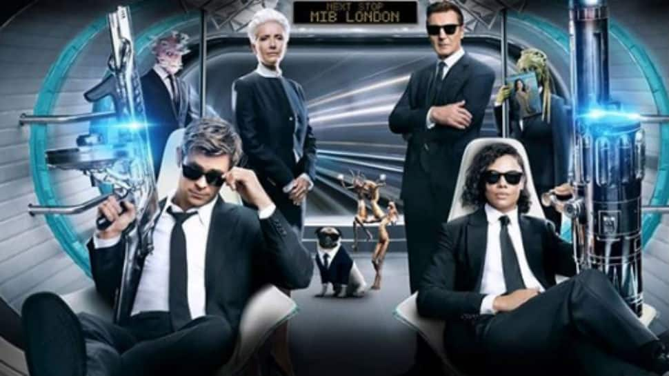 Box office report: 'Men in Black: International' mints over Rs 10 crore in India