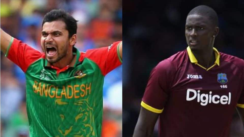 ICC World Cup 2019: Bangladesh vs West Indies--Statistical Highlights