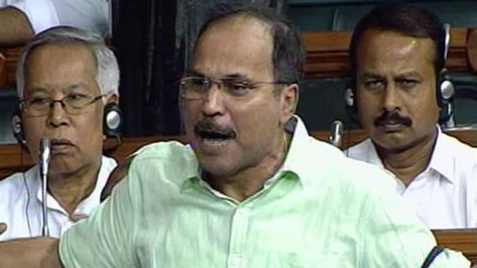 Congress names five-time West Bengal MP Adhir Ranjan Chowdhury as Lok Sabha leader
