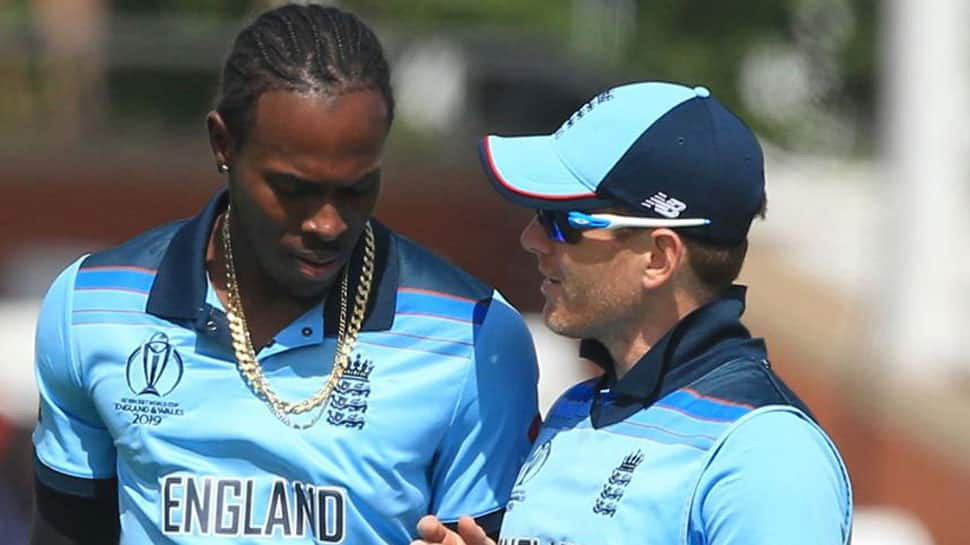 World Cup 2019: England, Morgan break records to flatten Afghanistan