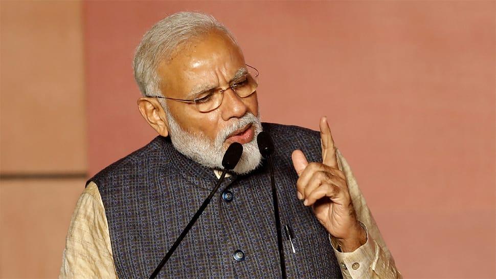 PM Narendra Modi meets key secretaries to finalise government's 100-day agenda