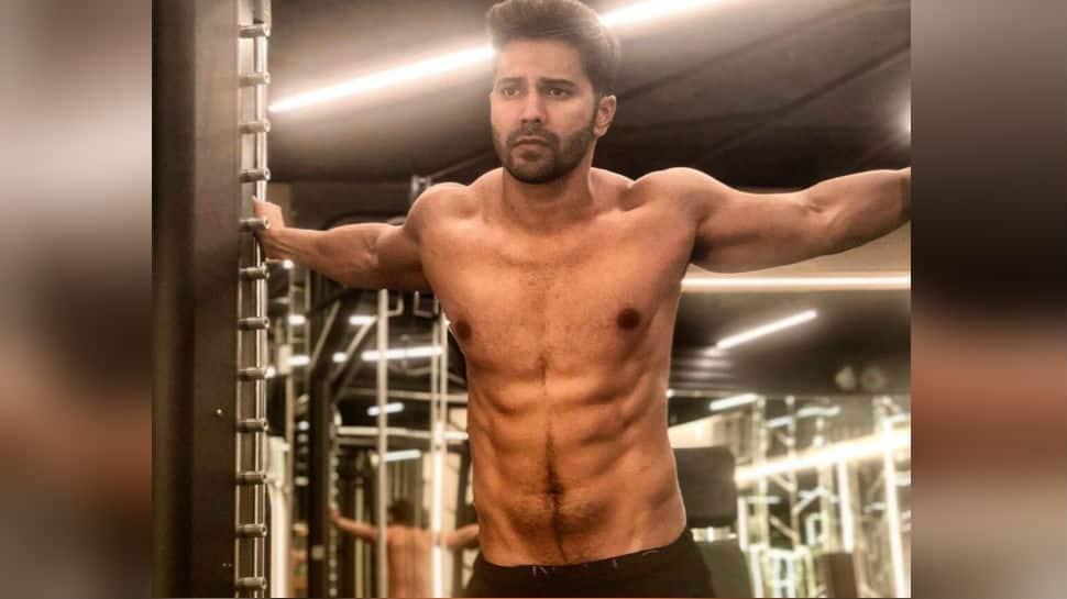 Whoa! Varun Dhawan sets temperature high, gives major fitness goals