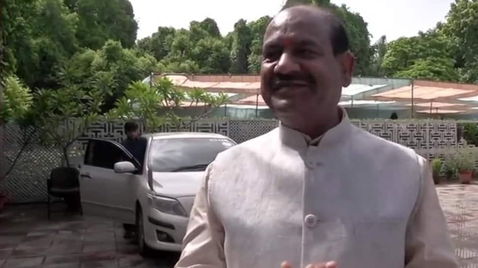 BJP MP Om Birla elected Lok Sabha Speaker