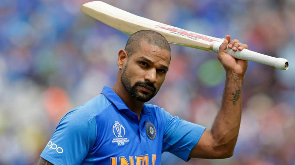 Shikhar Dhawan out of Cricket World Cup 2019 with thumb fracture, Rishabh Pant to replace him