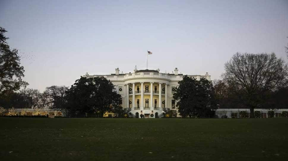 White House area on lockdown, one held by US Secret Services