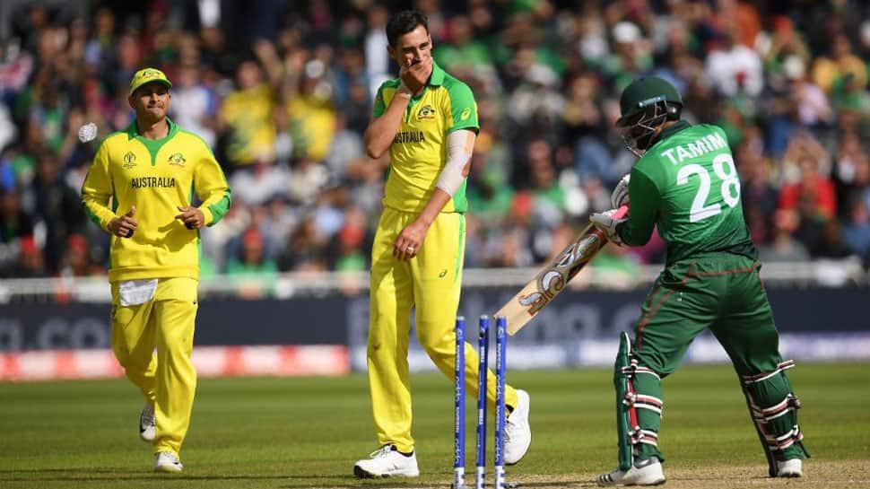 ICC World Cup 2019: Australia vs Bangladesh- Statistical Highlights