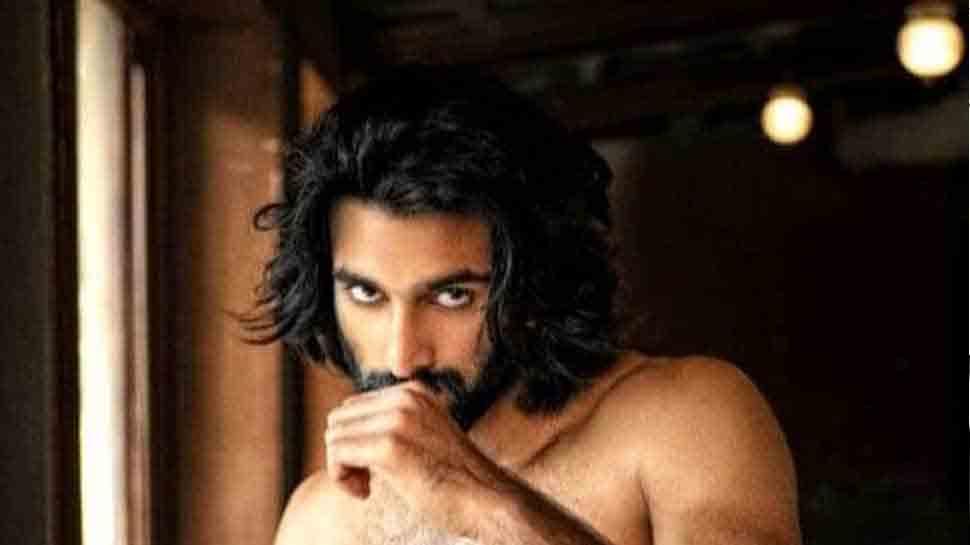 When Jaaved Jaaferi's son stepped in for Ranveer Singh in Padmaavat