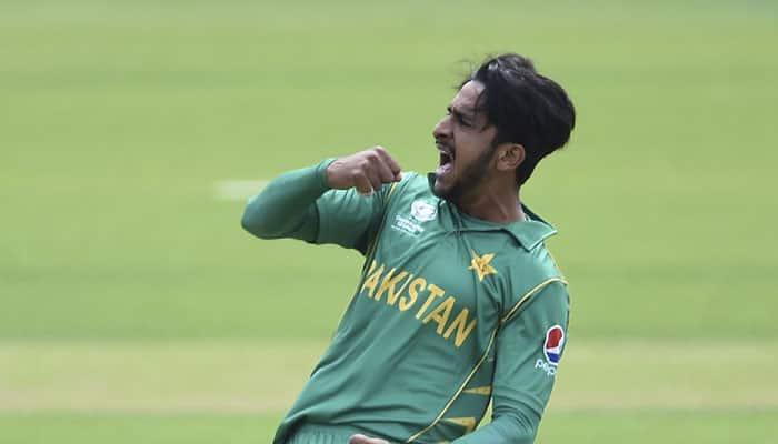Pakistan's Hasan Ali deletes tweet cheering for Team India