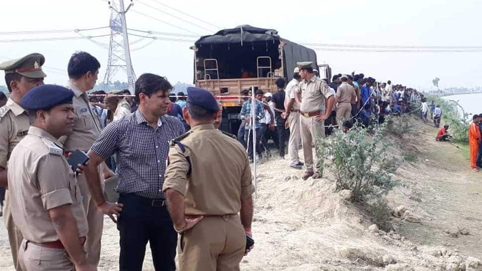 Lucknow: Bodies of 7 children, missing after pick-up van falls into Indira canal, recovered