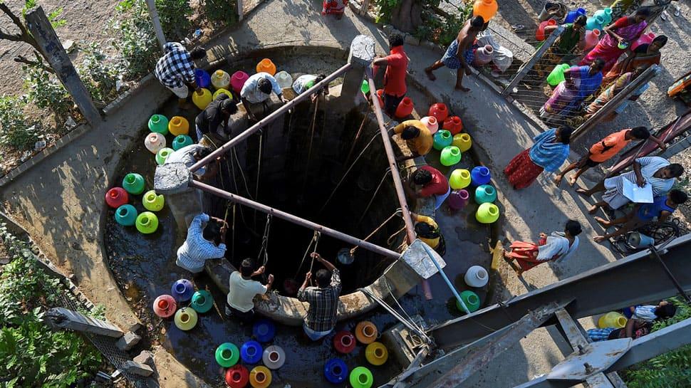 Tamil Nadu CM Edappadi K Palaniswami takes steps to tackle water crisis in Chennai and state