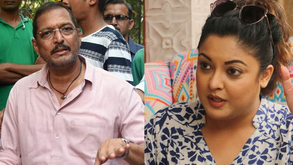 'Your sins have exceeded': Tanushree Dutta blasts Nana Patekar on farmers' suicide in Maharashtra
