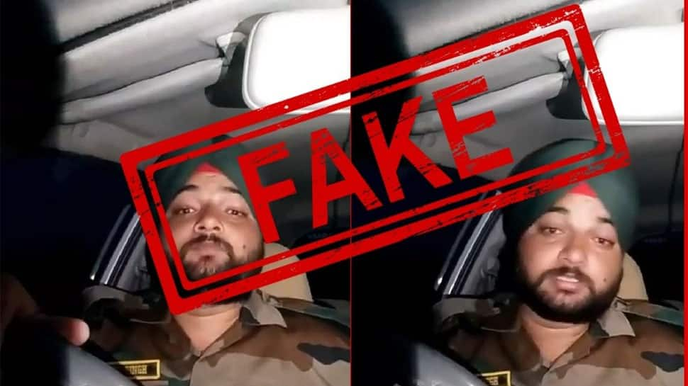 Fake alert: Indian Army warns against imposter in uniform spreading false information