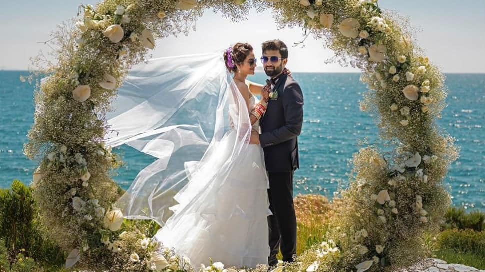 Through the pages of Nusrat Jahan and Nikhil Jain's Turkey wedding - Check out dreamy pics here