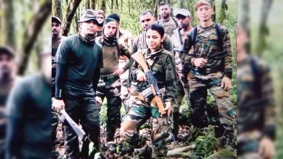 Indian Army woman officer Captain Kalpana Kundu breaks barriers, undertakes high altitude patrol in Himalayas