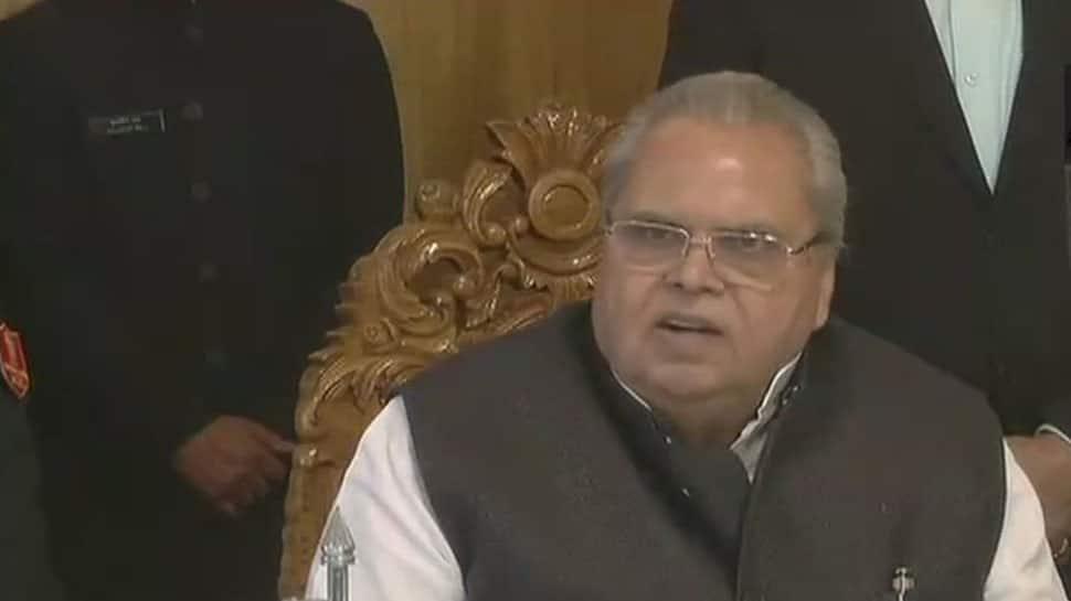 J&K governor Satya Pal Malik says Hurriyat ready for talks, calls it 'encouraging sign'