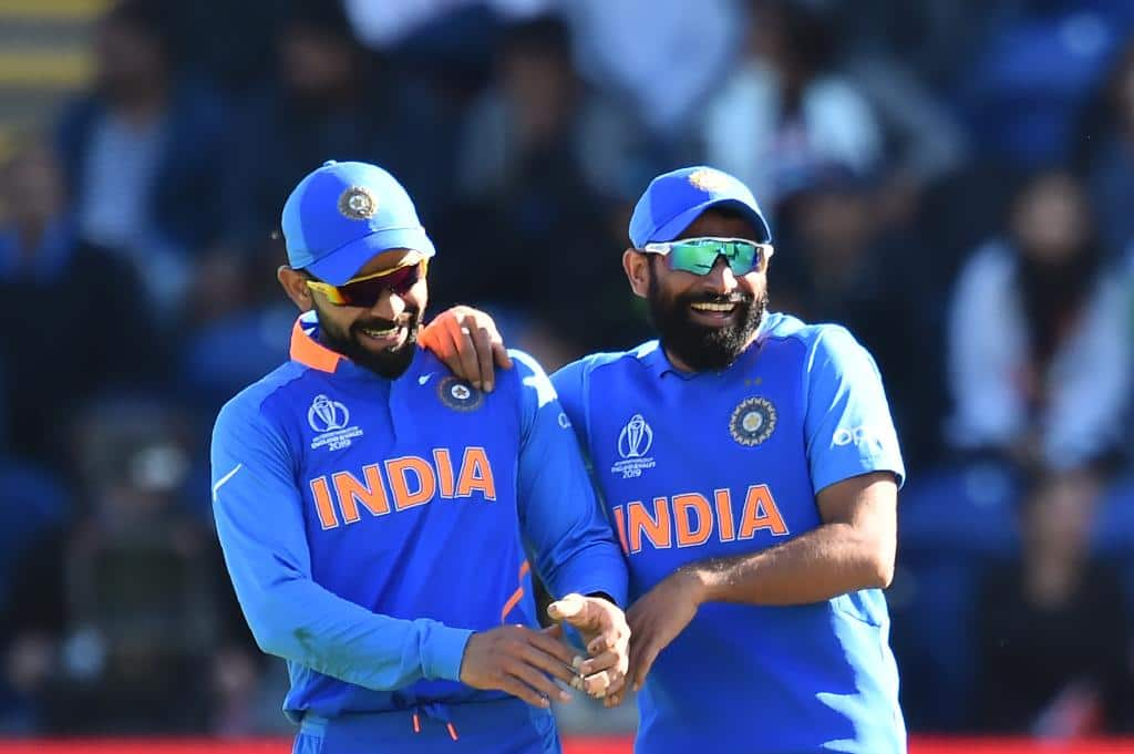 ICC World Cup 2019: India vs Afghanistan--Statistical Highlights