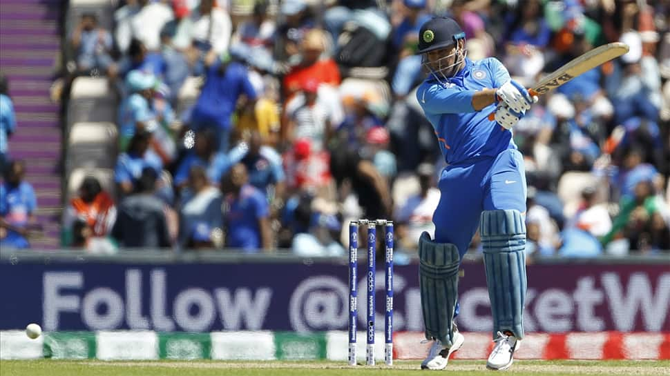 MS Dhoni stumped for first time since 2011 in India vs Afghanistan World Cup 2019 match