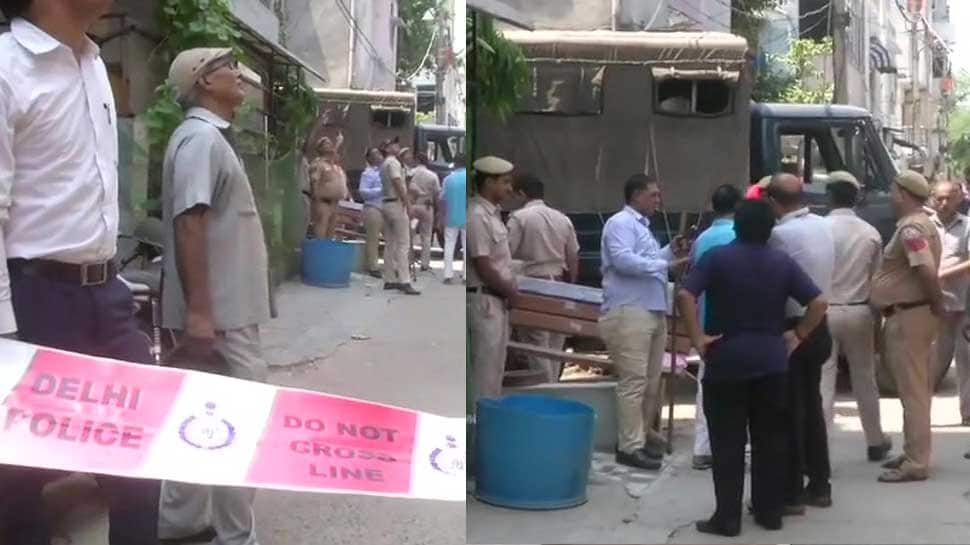 Elderly couple, domestic help found murdered in Delhi's Vasant Enclave, insider's hand suspected